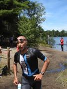 Laurent Riva Swimrun Hostens