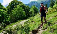 Sylvain Gaudon sur trail 42 kms Patou Trail Pyrénées