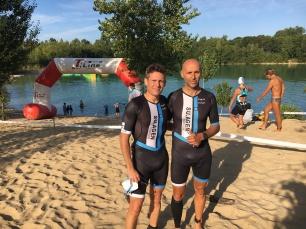 Vincent Biot et Laurent Riva